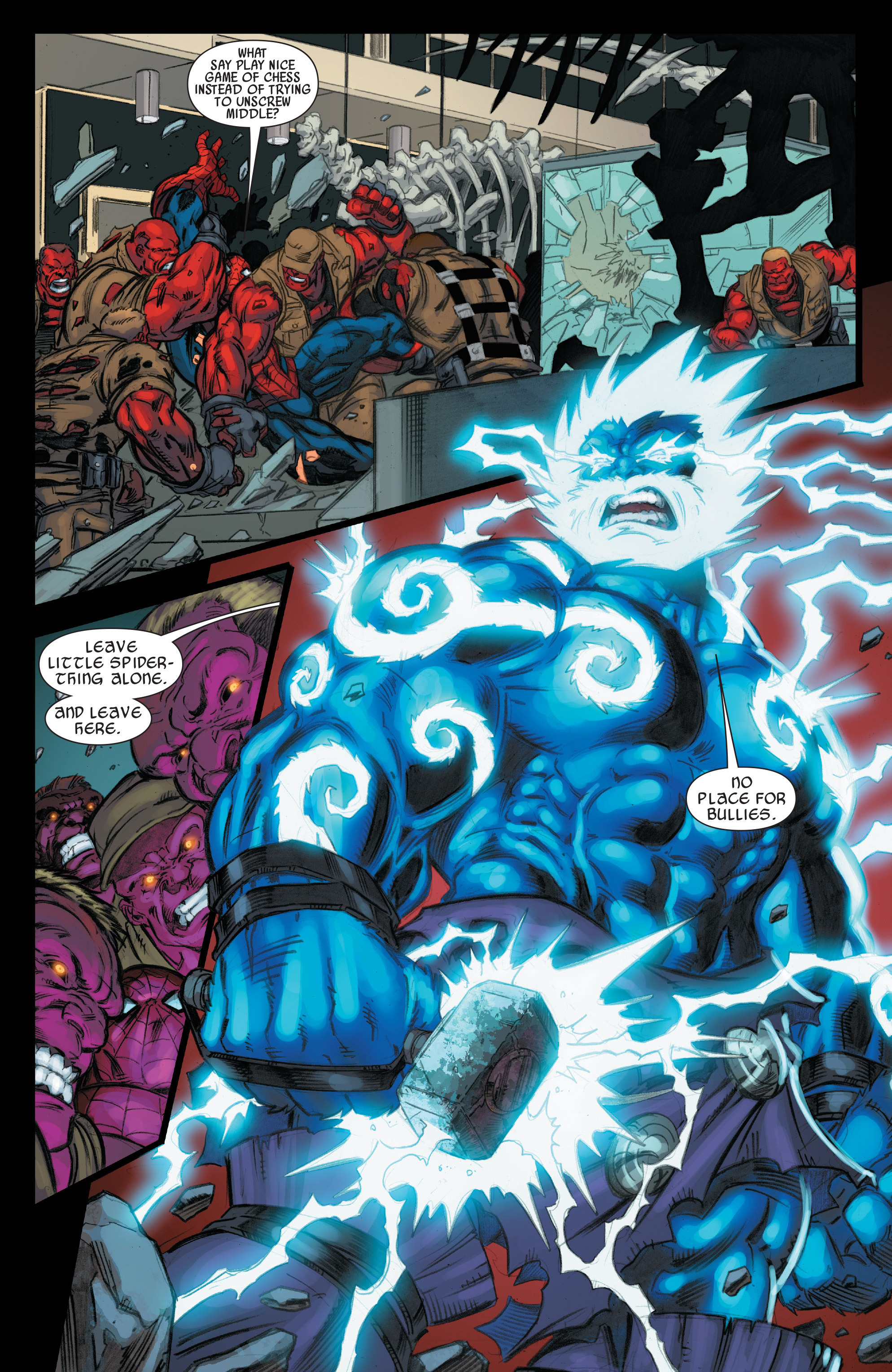 Read online World War Hulks: Spider-Man vs. Thor comic -  Issue #2 - 20