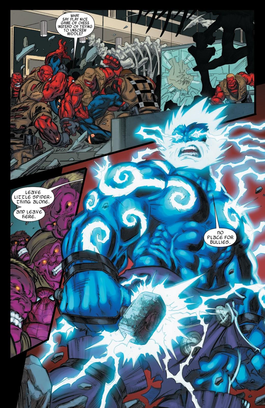 World War Hulks: Spider-Man vs. Thor Issue #2 #2 - English 20