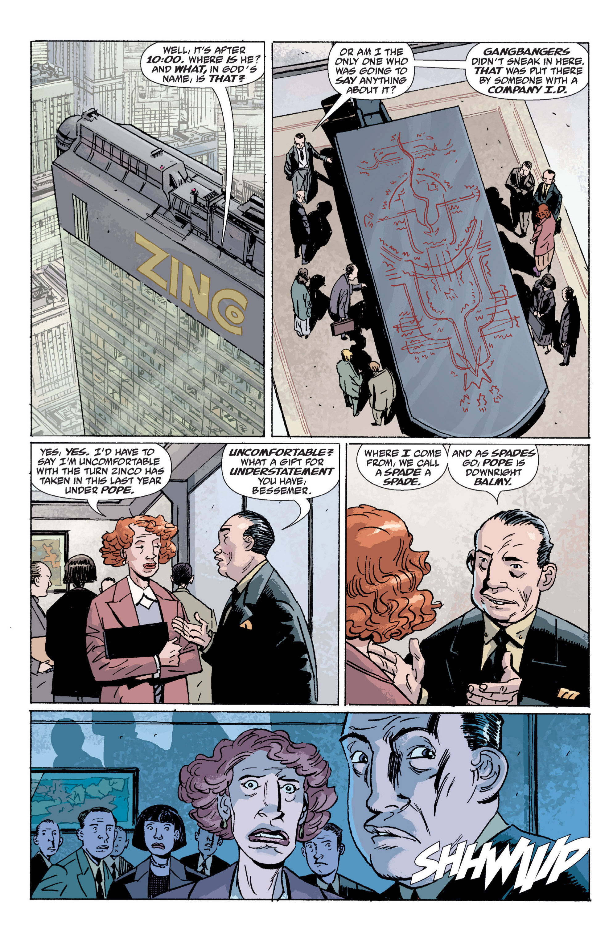 Read online B.P.R.D. (2003) comic -  Issue # TPB 5 - 63