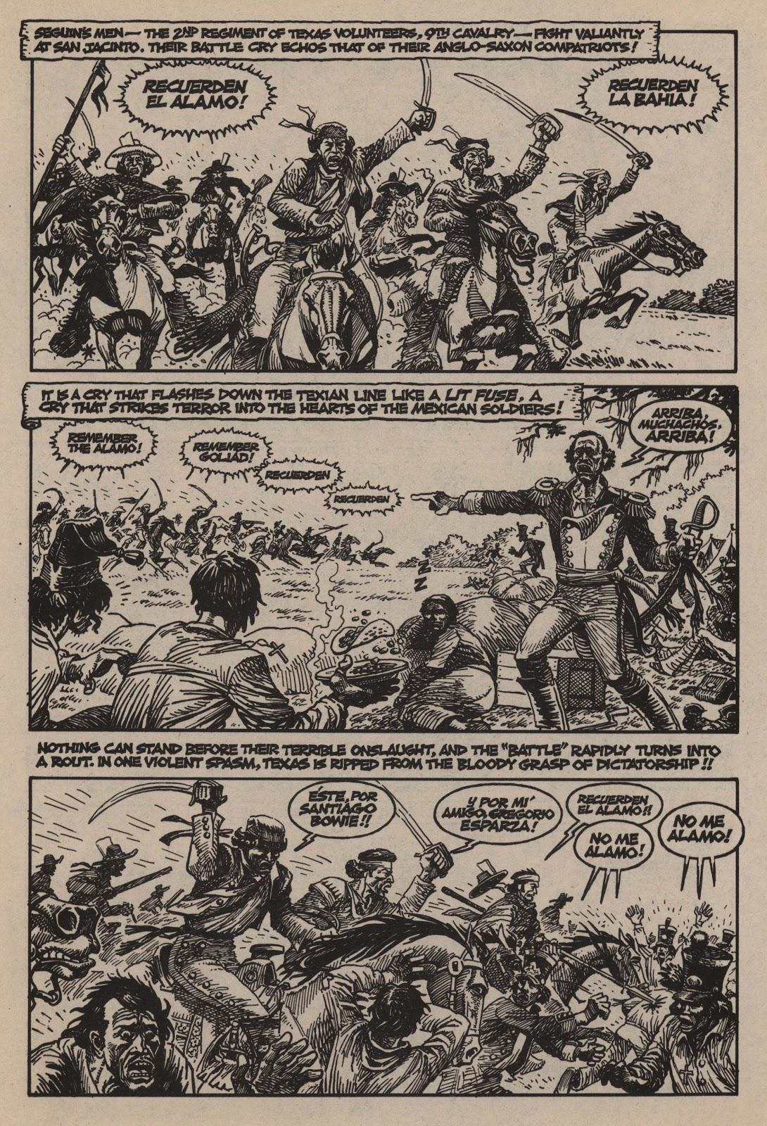 Recuerden el Alamo issue Full - Page 41