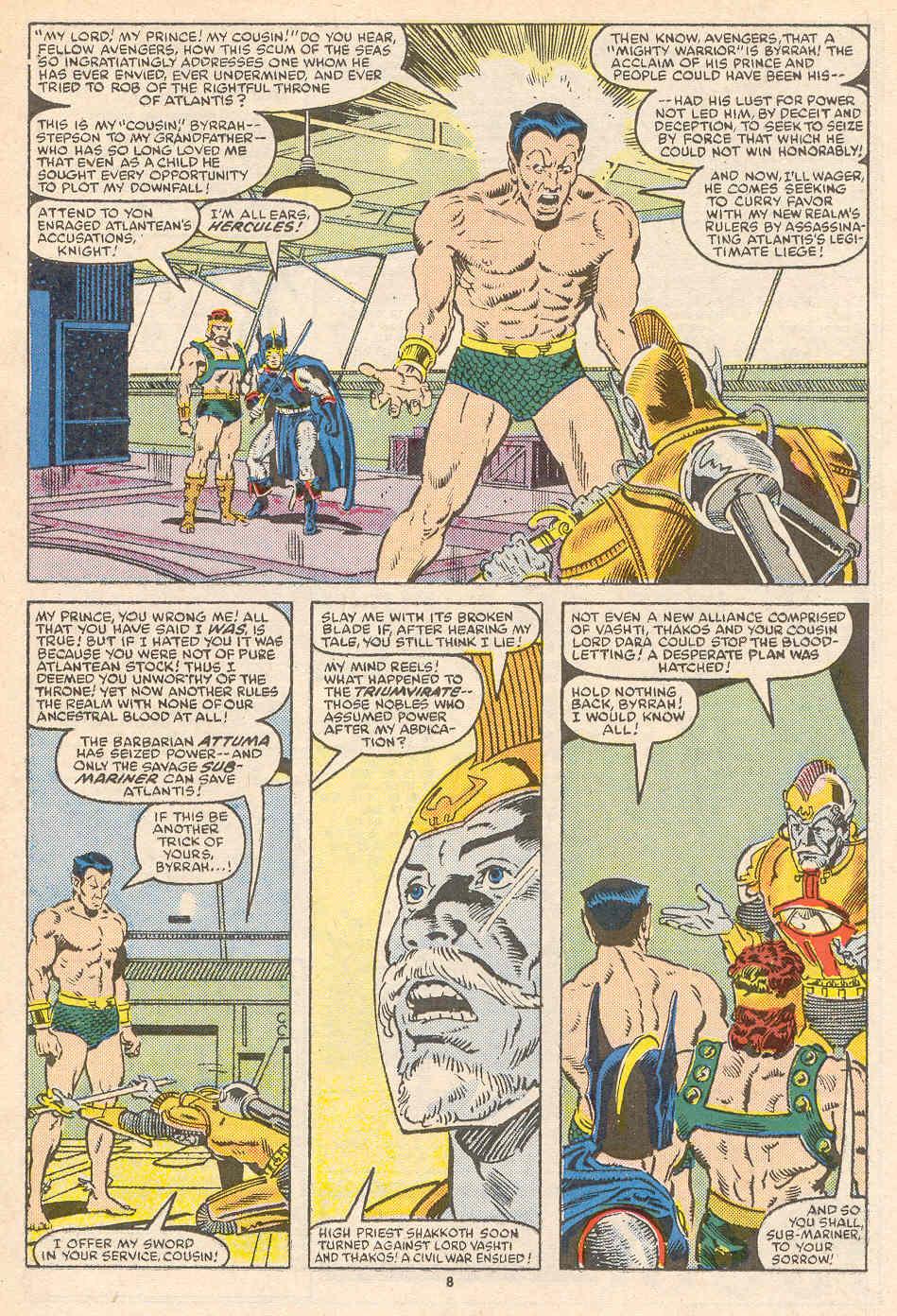 Read online Alpha Flight (1983) comic -  Issue #36 - 9