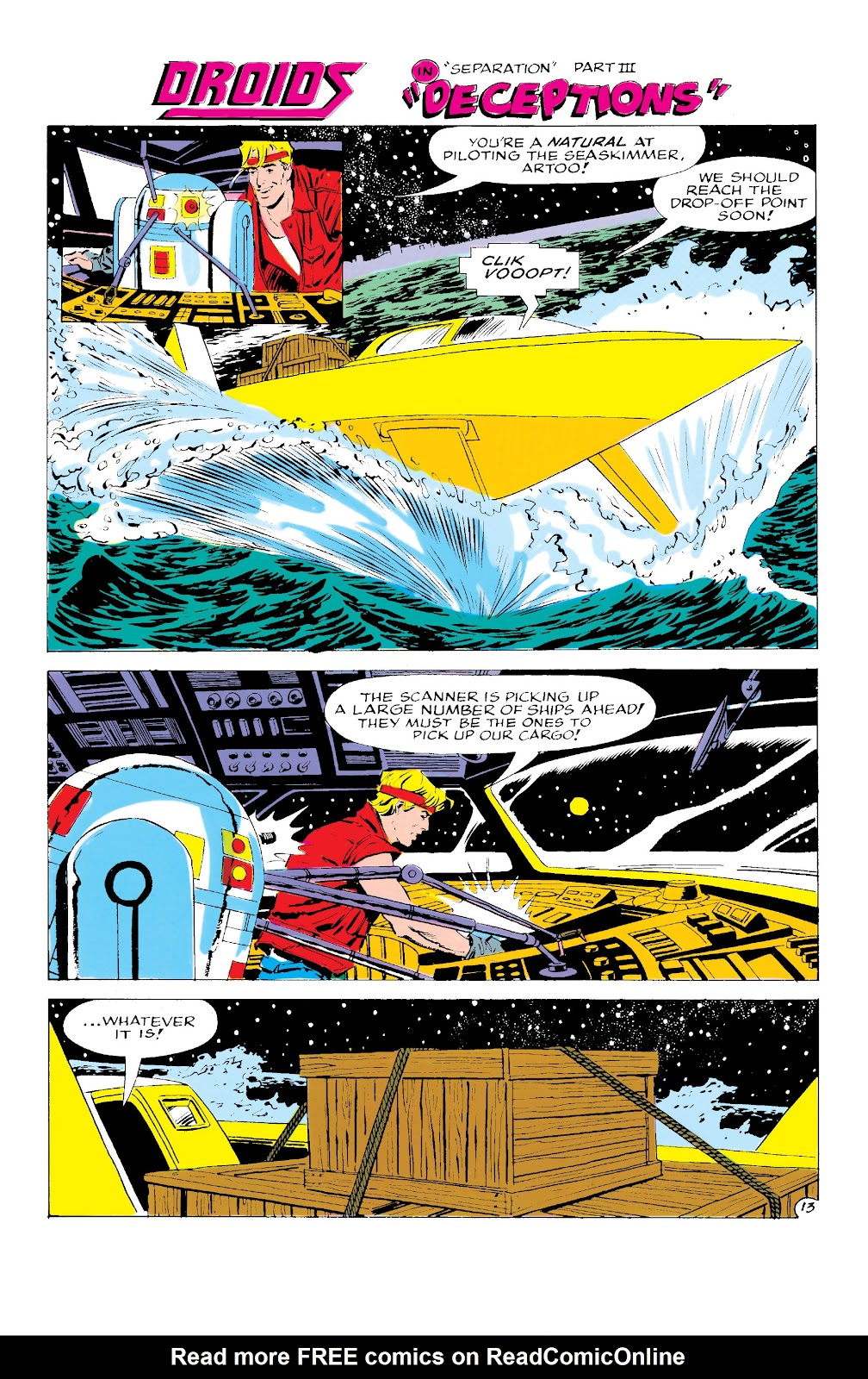 Star Wars: Droids (1986) issue 5 - Page 14