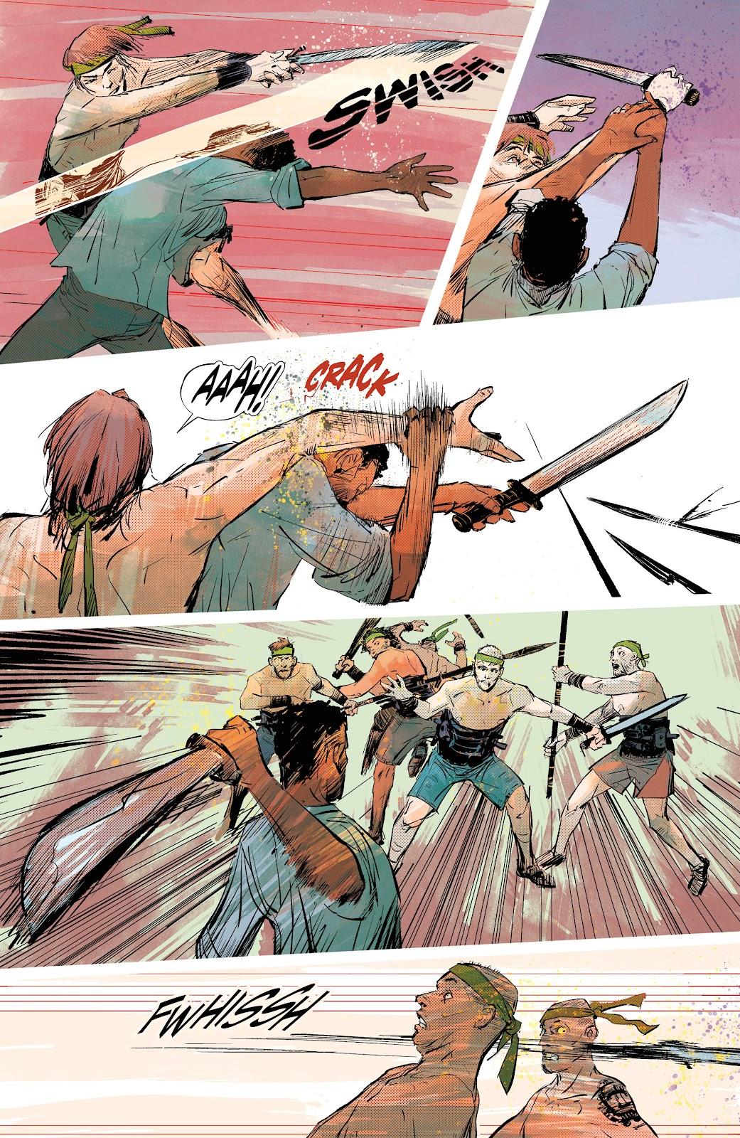 Read online Resonant comic -  Issue #3 - 22