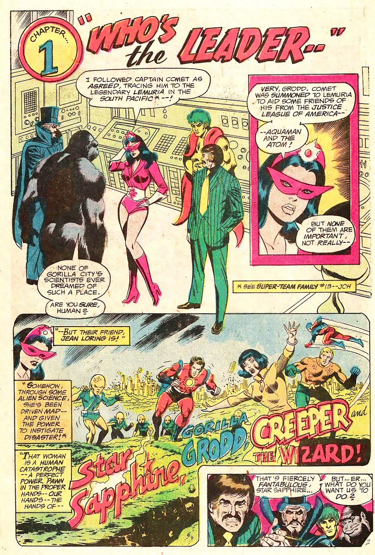 Read online Secret Society of Super-Villains comic -  Issue #10 - 3