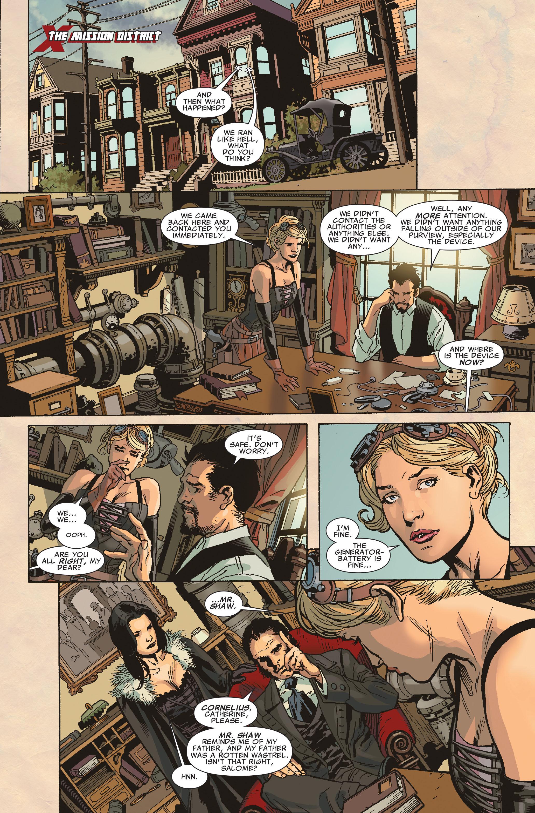 Read online Uncanny X-Men (1963) comic -  Issue #512 - 8