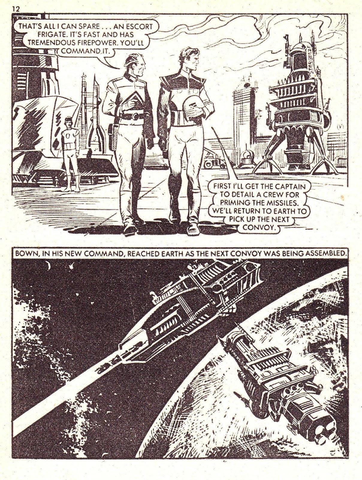 Starblazer issue 72 - Page 12