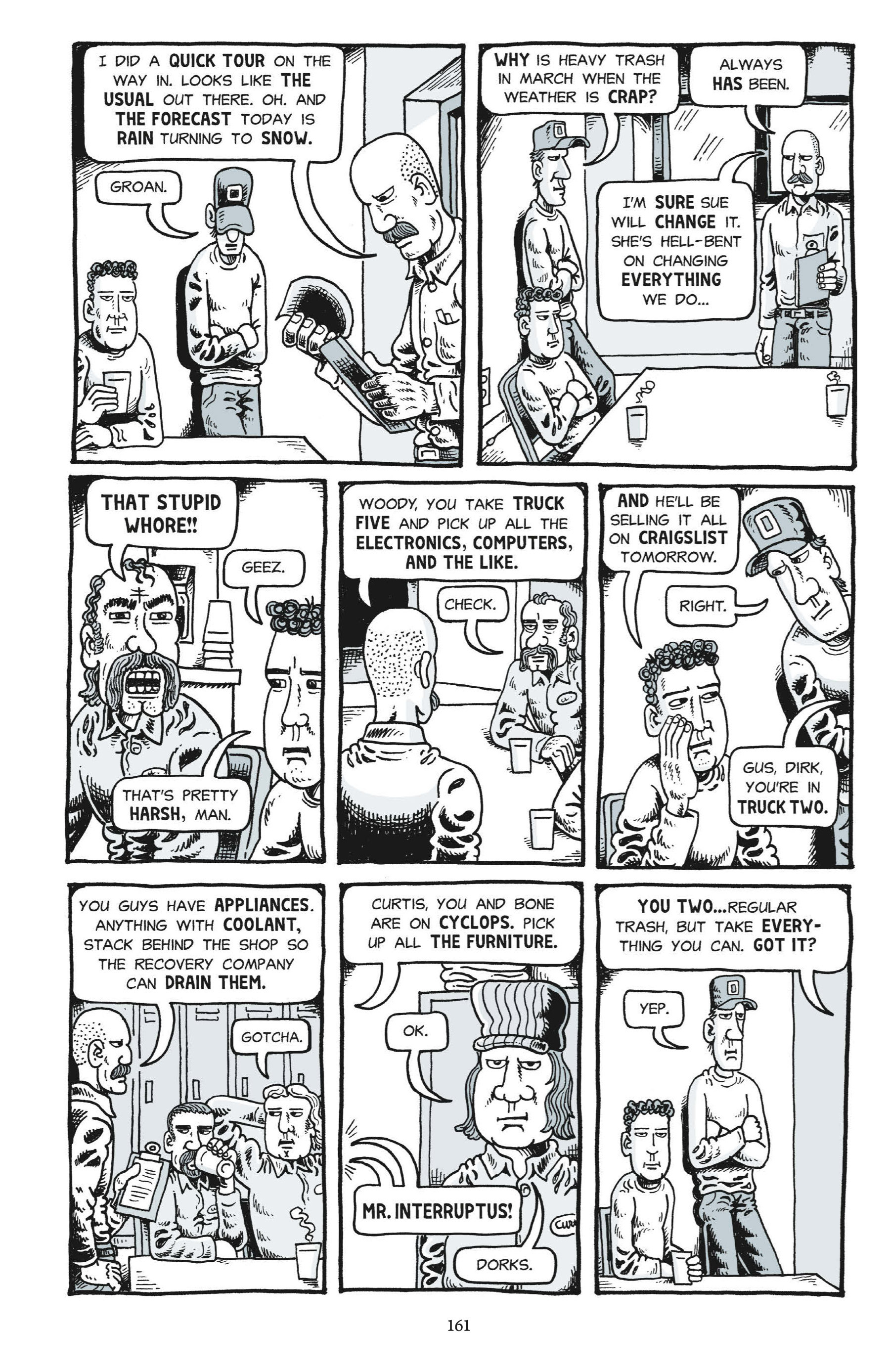 Read online Trashed comic -  Issue # Full - 155