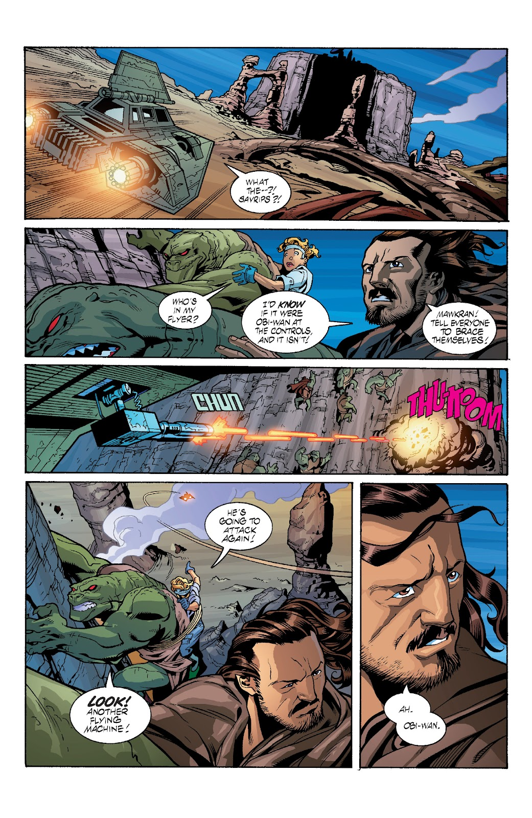Read online Star Wars Legends: Rise of the Sith - Epic Collection comic -  Issue # TPB 1 (Part 4) - 34
