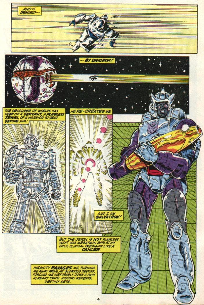 The Transformers (UK) 327 Page 3
