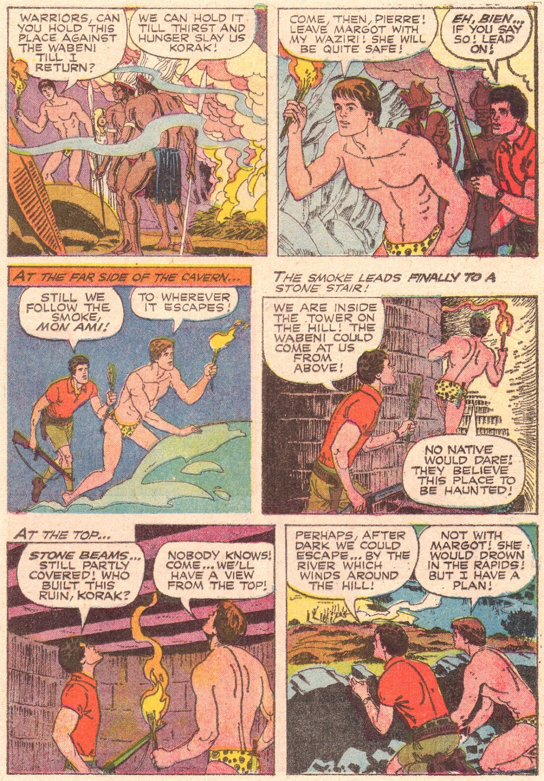 Korak, Son of Tarzan (1964) issue 38 - Page 16