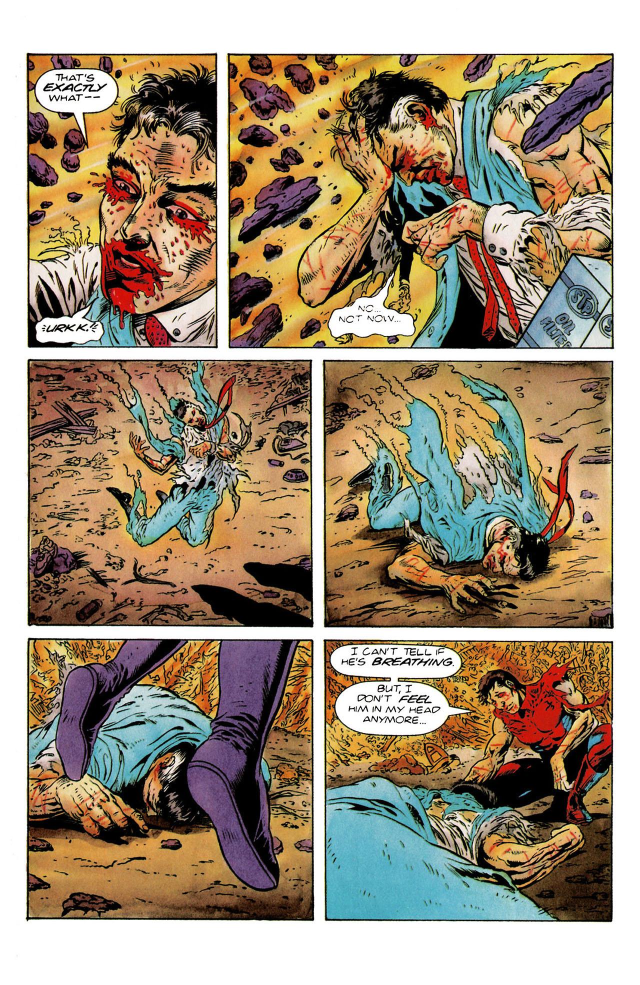 Read online Harbinger (1992) comic -  Issue #25 - 31