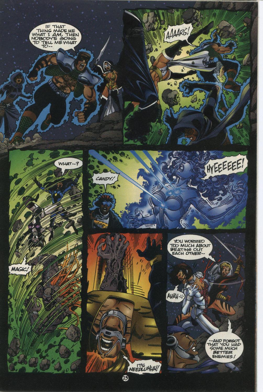 Read online Break-Thru comic -  Issue #2 - 24