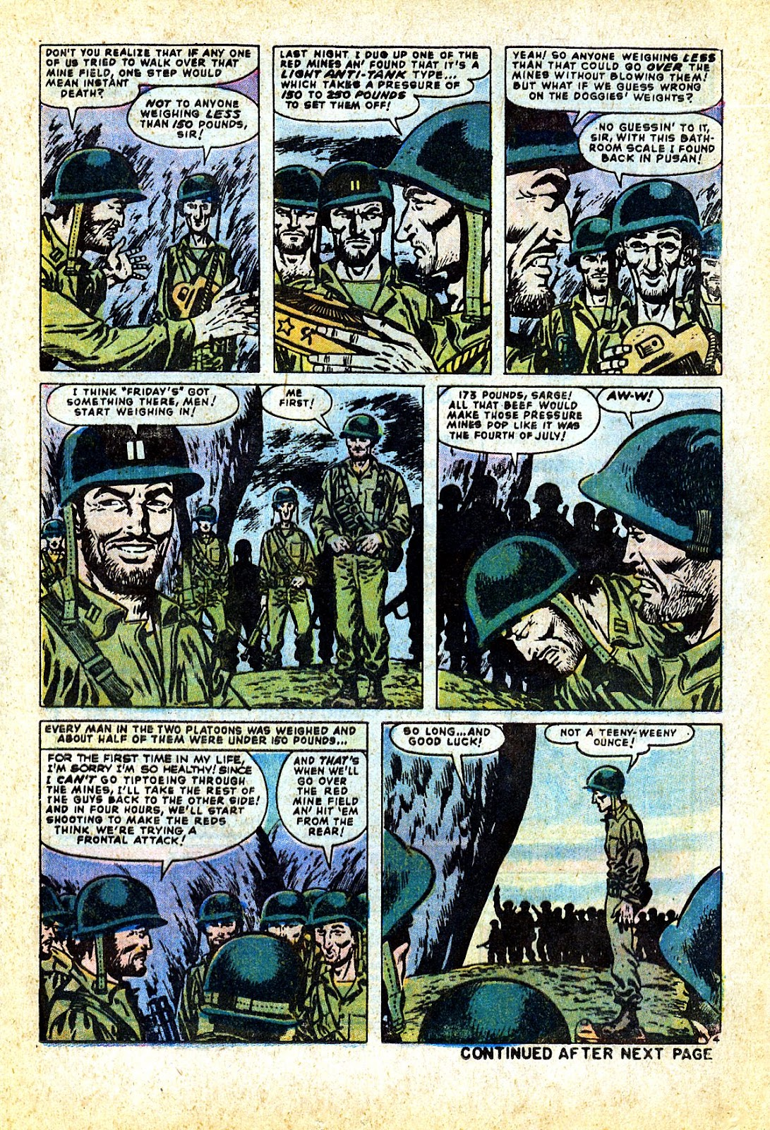 War Is Hell (1973) issue 4 - Page 21