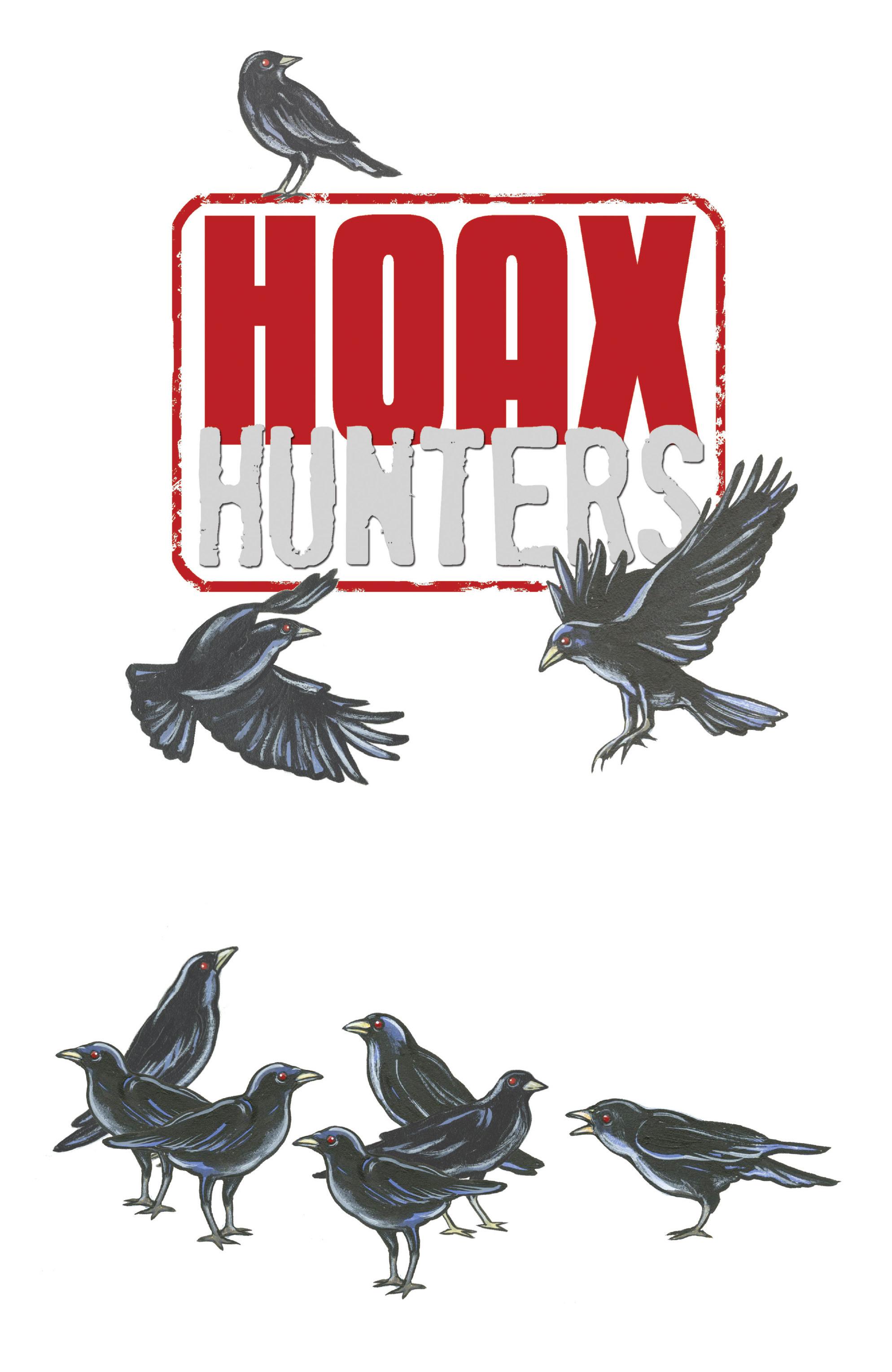 Read online Hoax Hunters (2012) comic -  Issue # TPB 3 - 4