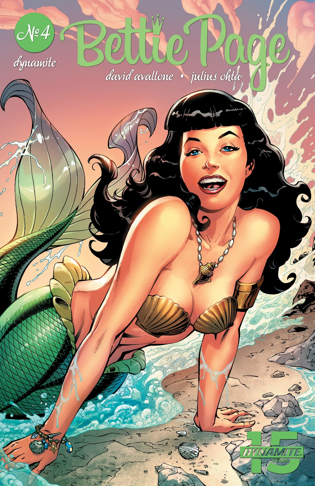 Read online Bettie Page (2018) comic -  Issue #4 - 1