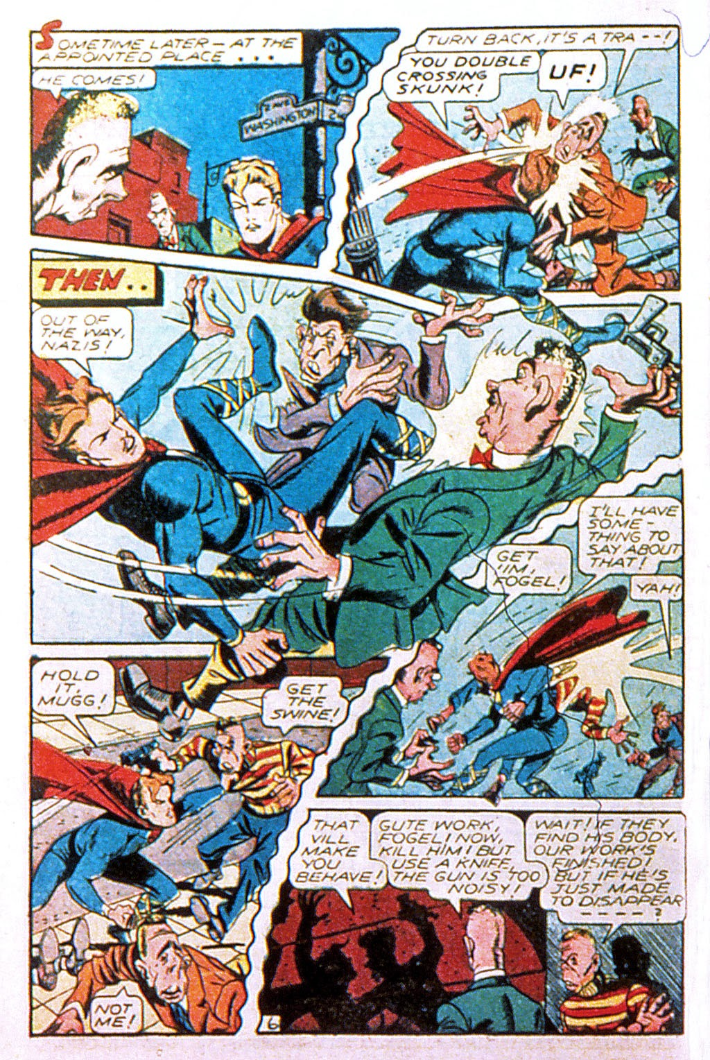 Read online Mystic Comics (1944) comic -  Issue #2 - 8
