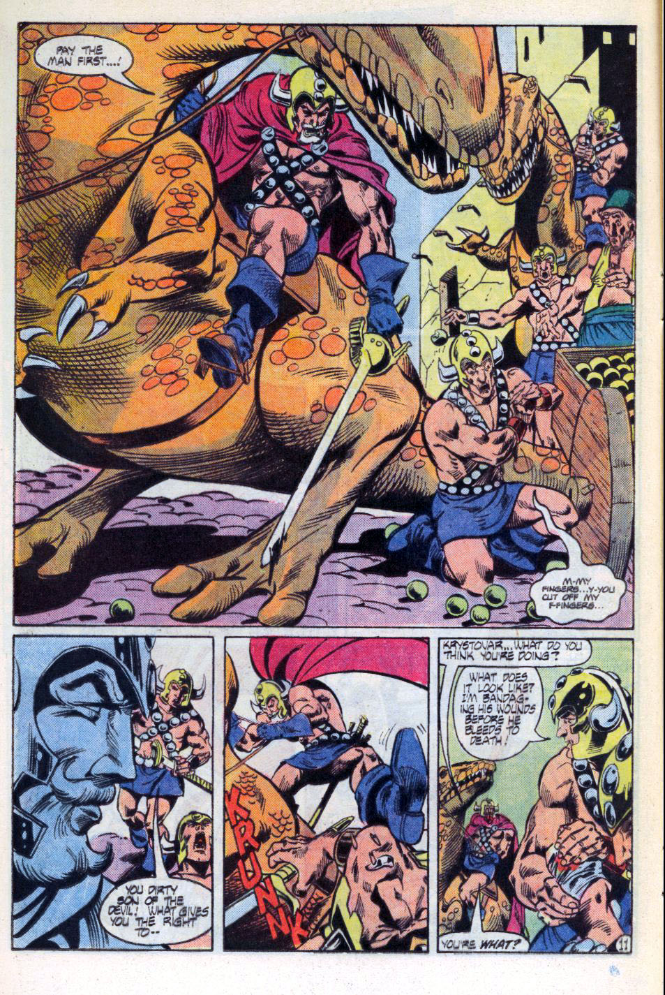 Warlord (1976) issue 92 - Page 12