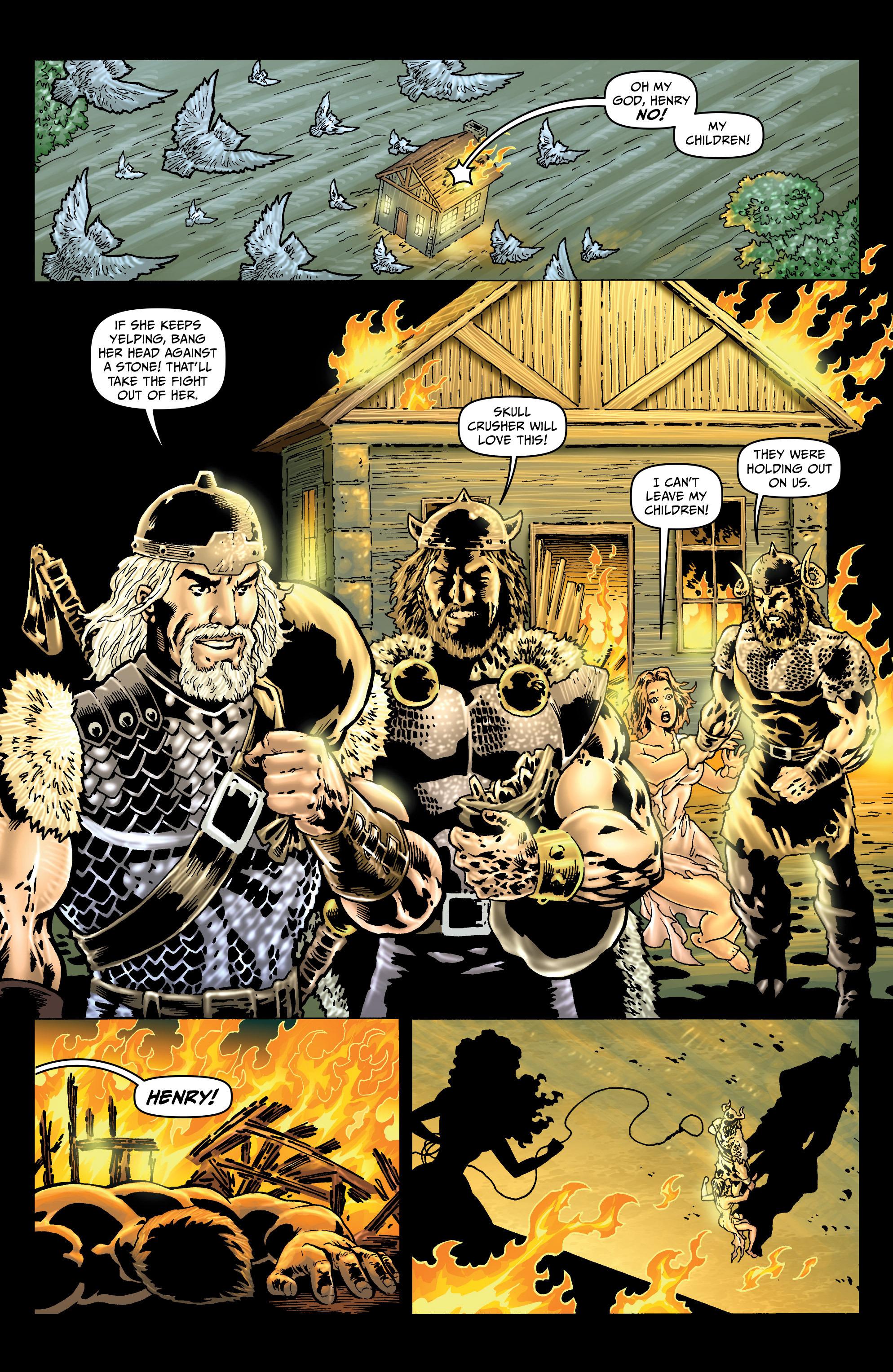 Read online Belladonna: Origins comic -  Issue #1 - 9