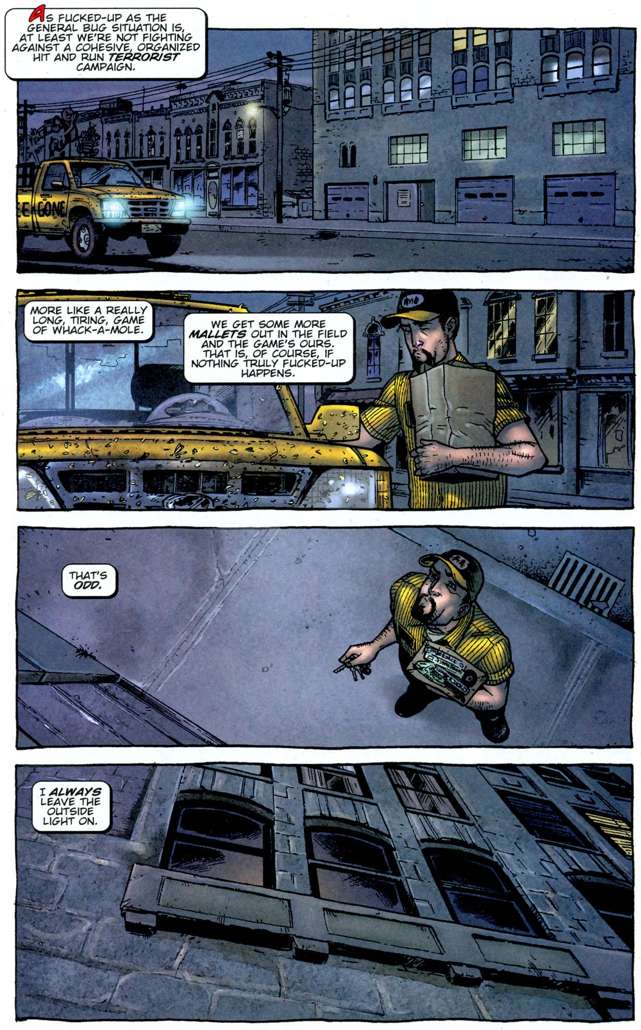 Read online The Exterminators comic -  Issue #14 - 3