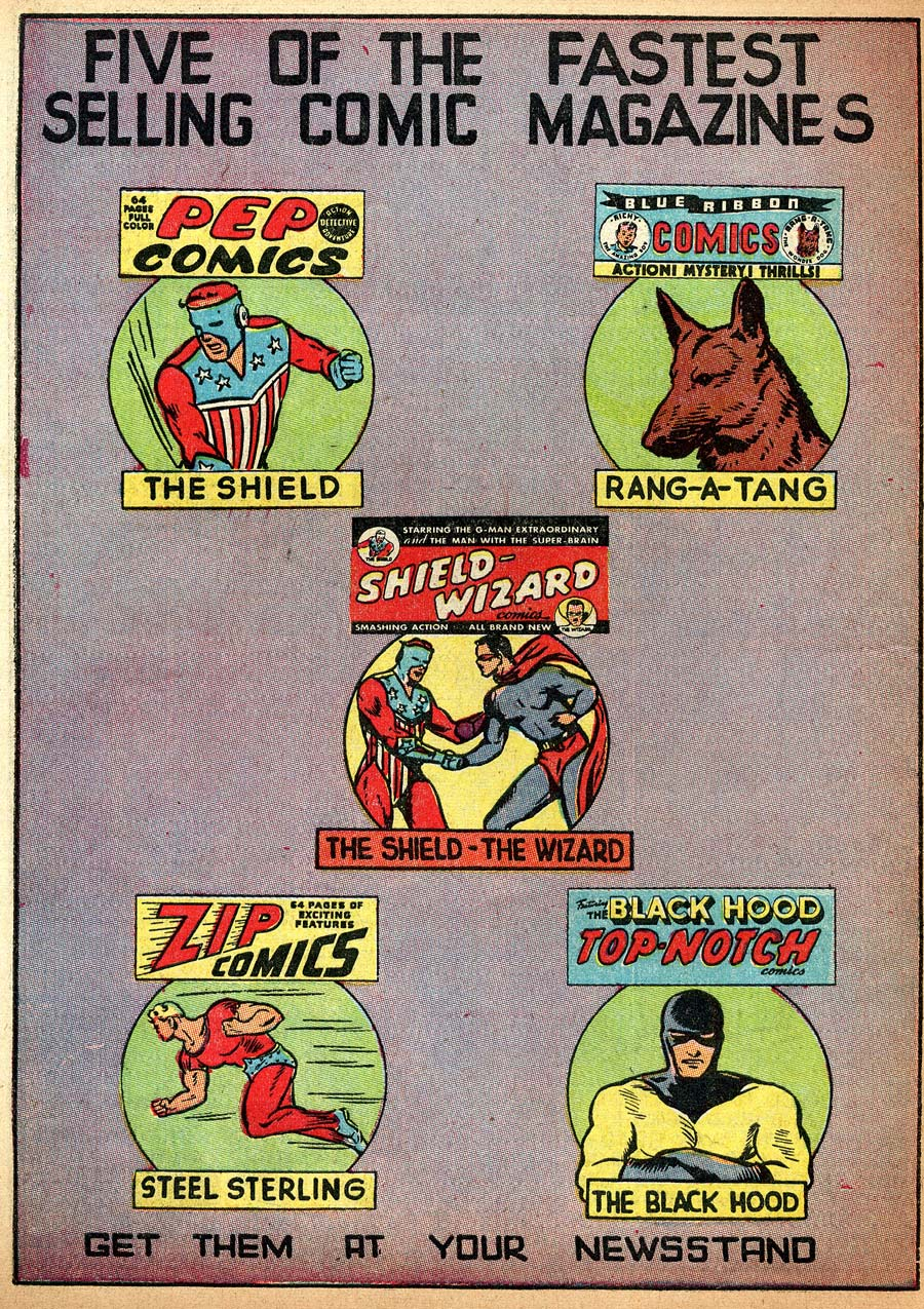Blue Ribbon Comics (1939) issue 8 - Page 42