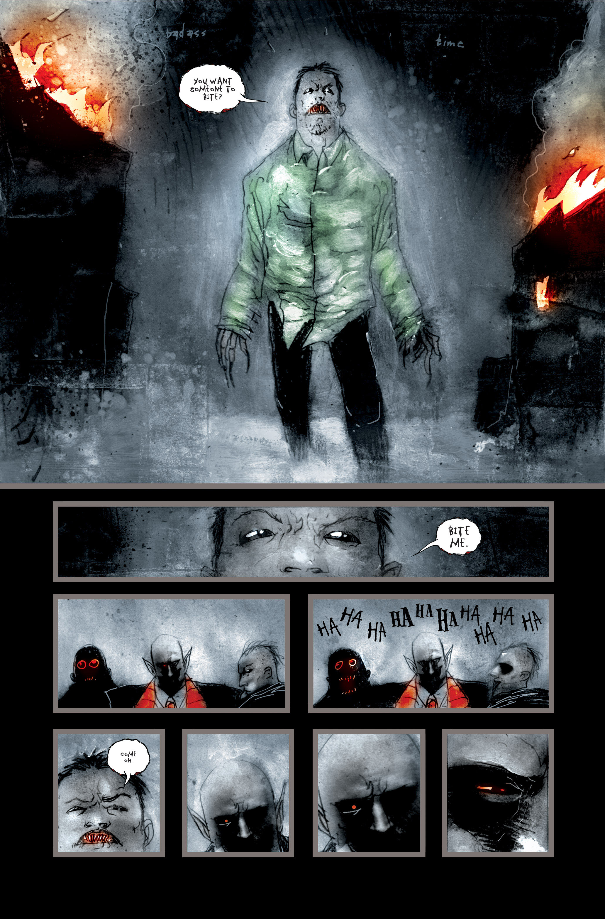 Read online 30 Days of Night (2002) comic -  Issue #3 - 18
