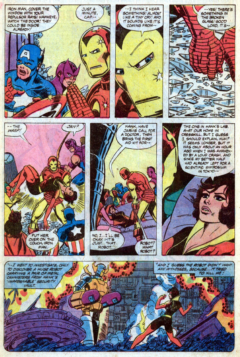 The Avengers (1963) 202 Page 2