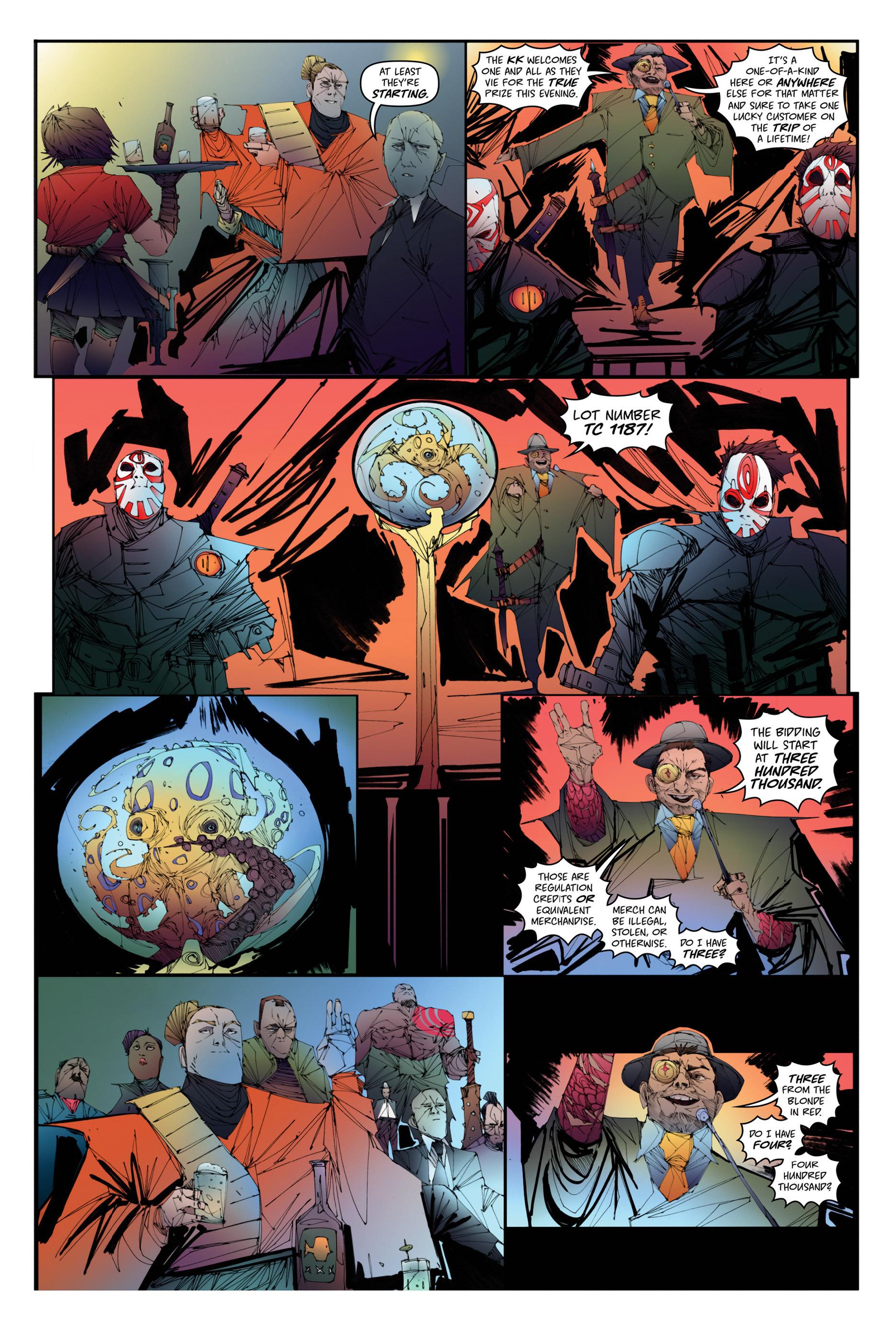Read online Scrimshaw comic -  Issue #1 - 14