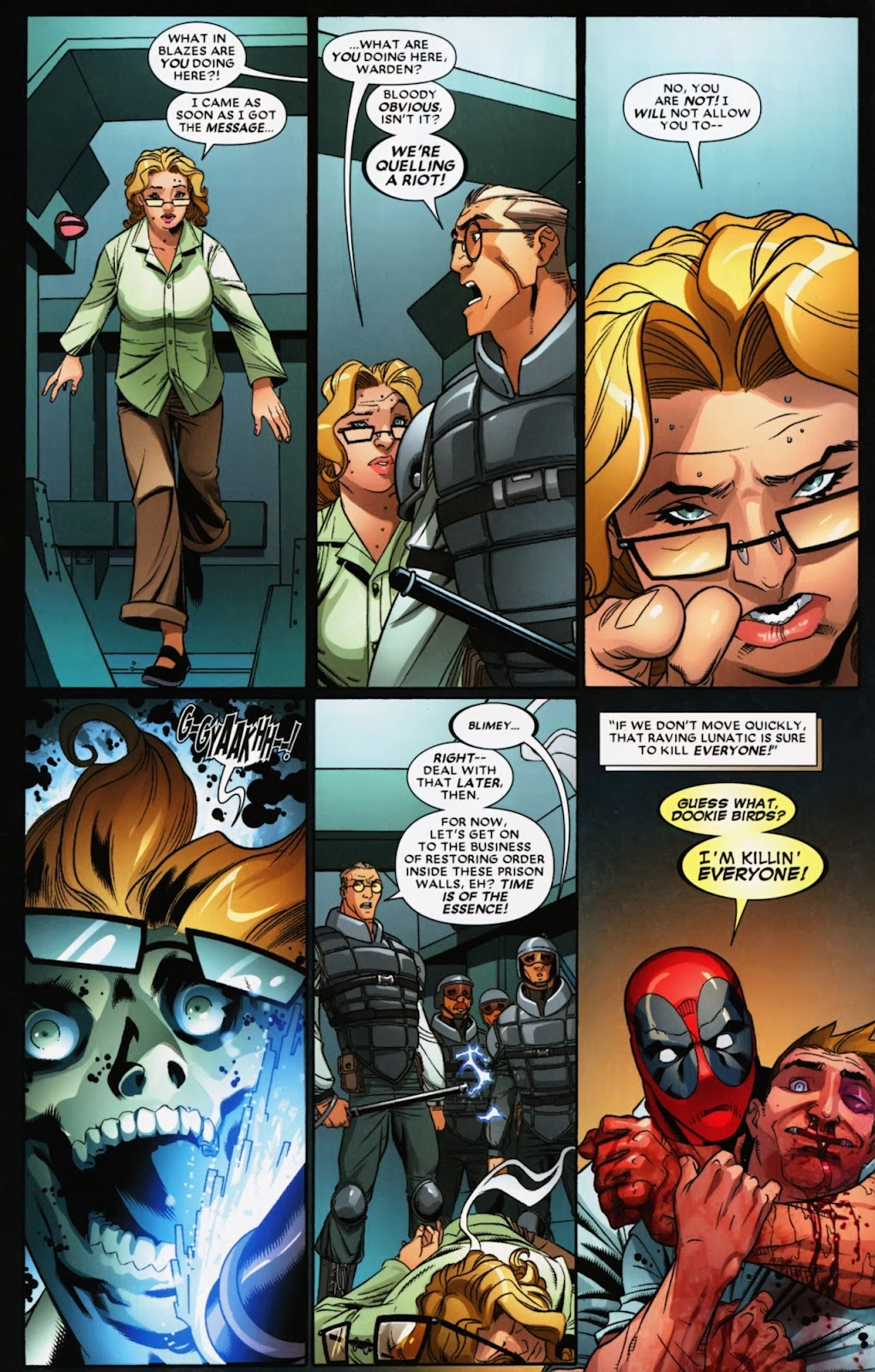 Read online Deadpool (2008) comic -  Issue #42 - 11