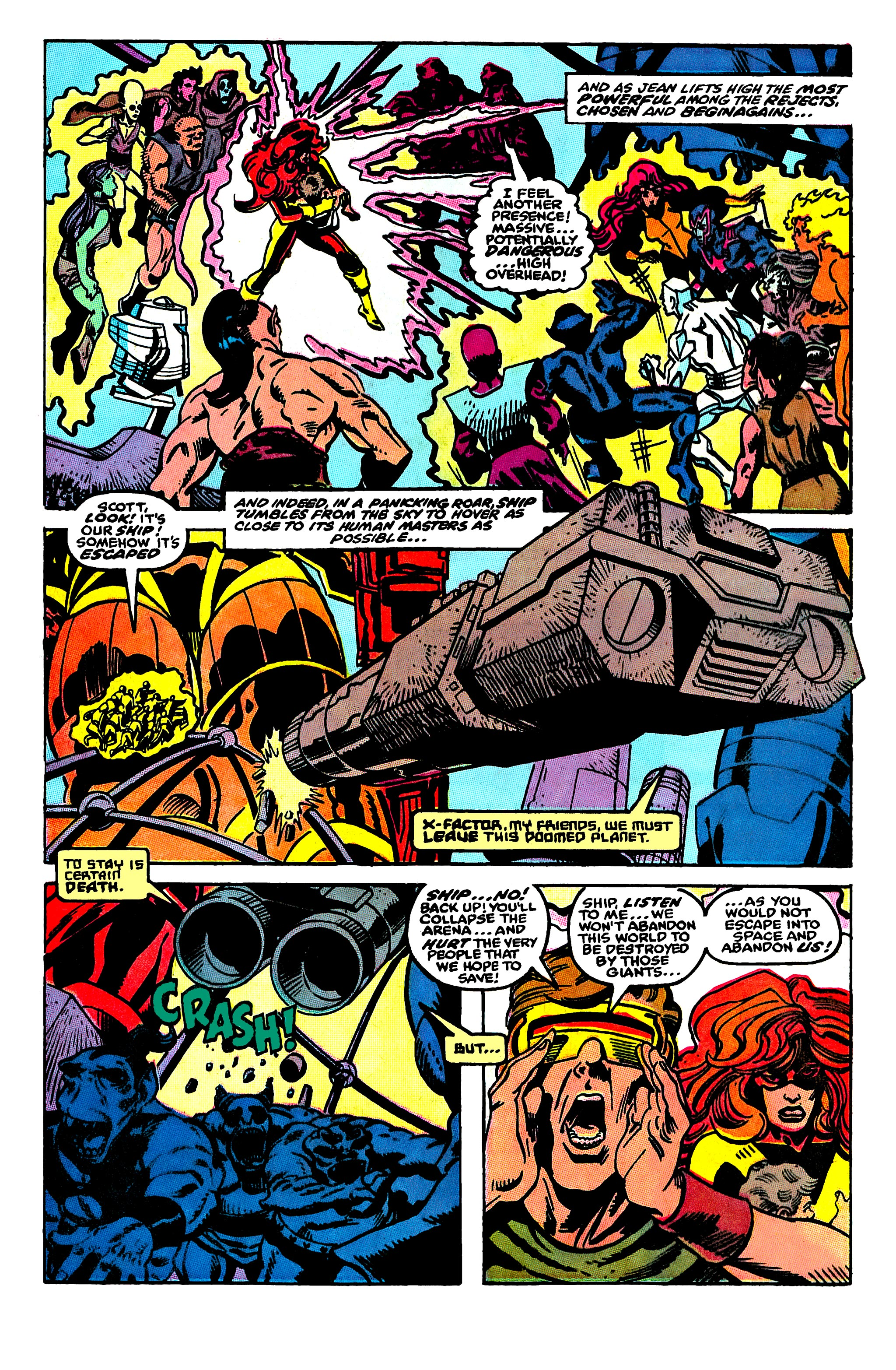 Read online X-Factor (1986) comic -  Issue #50 - 23