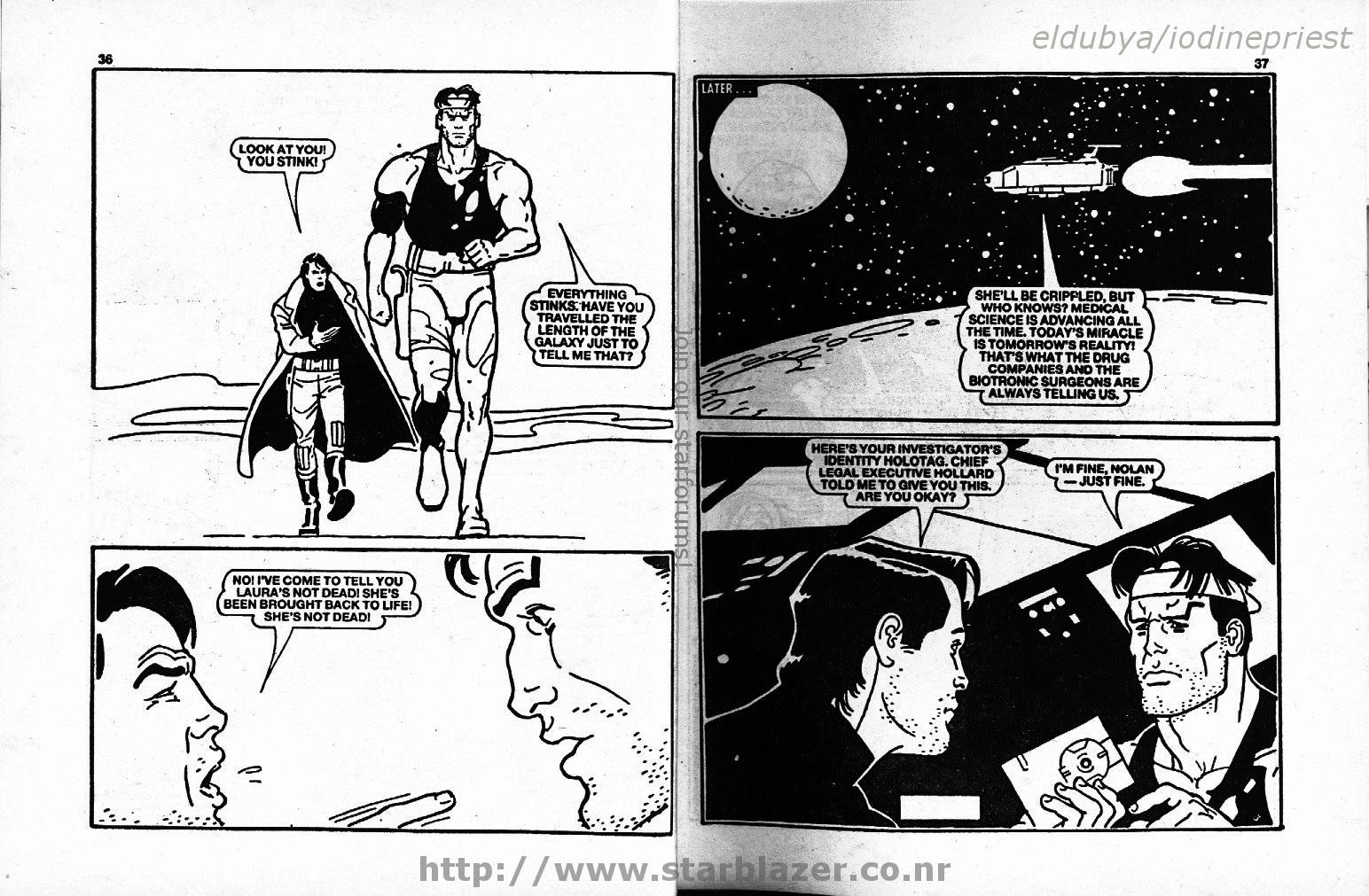 Starblazer issue 272 - Page 20