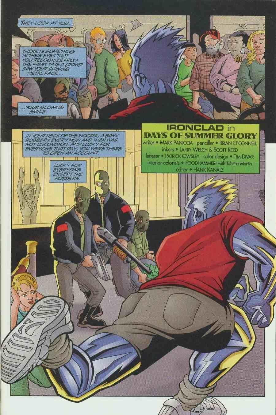Read online Ultraverse Premiere comic -  Issue #6 - 3