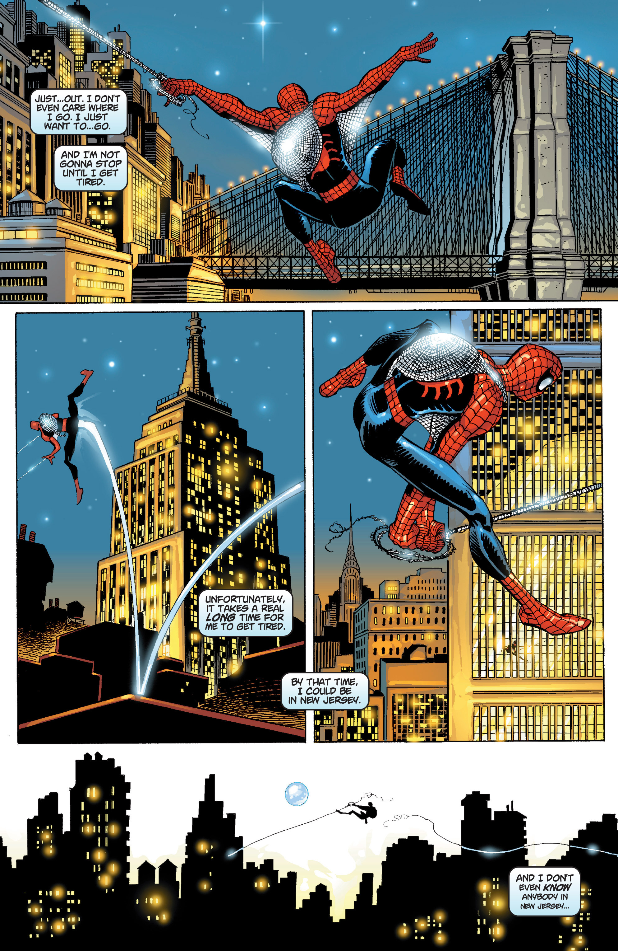 The Amazing Spider-Man (1999) 30 Page 3