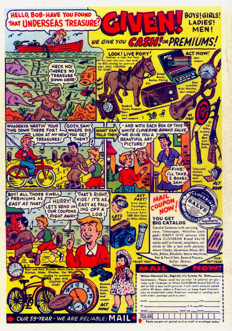 Read online Adventure Comics (1938) comic -  Issue #201 - 44