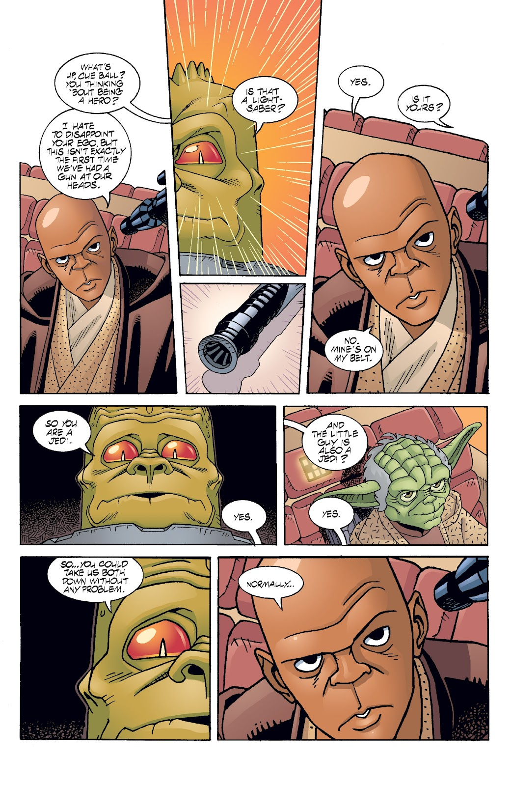 Read online Star Wars Legends: Rise of the Sith - Epic Collection comic -  Issue # TPB 2 (Part 5) - 73