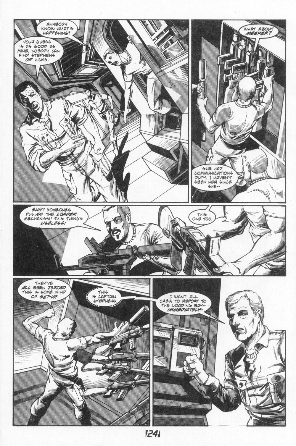 Read online Aliens (1988) comic -  Issue #4 - 26