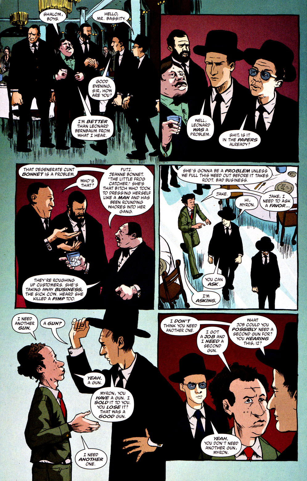 Read online Caper comic -  Issue #1 - 14