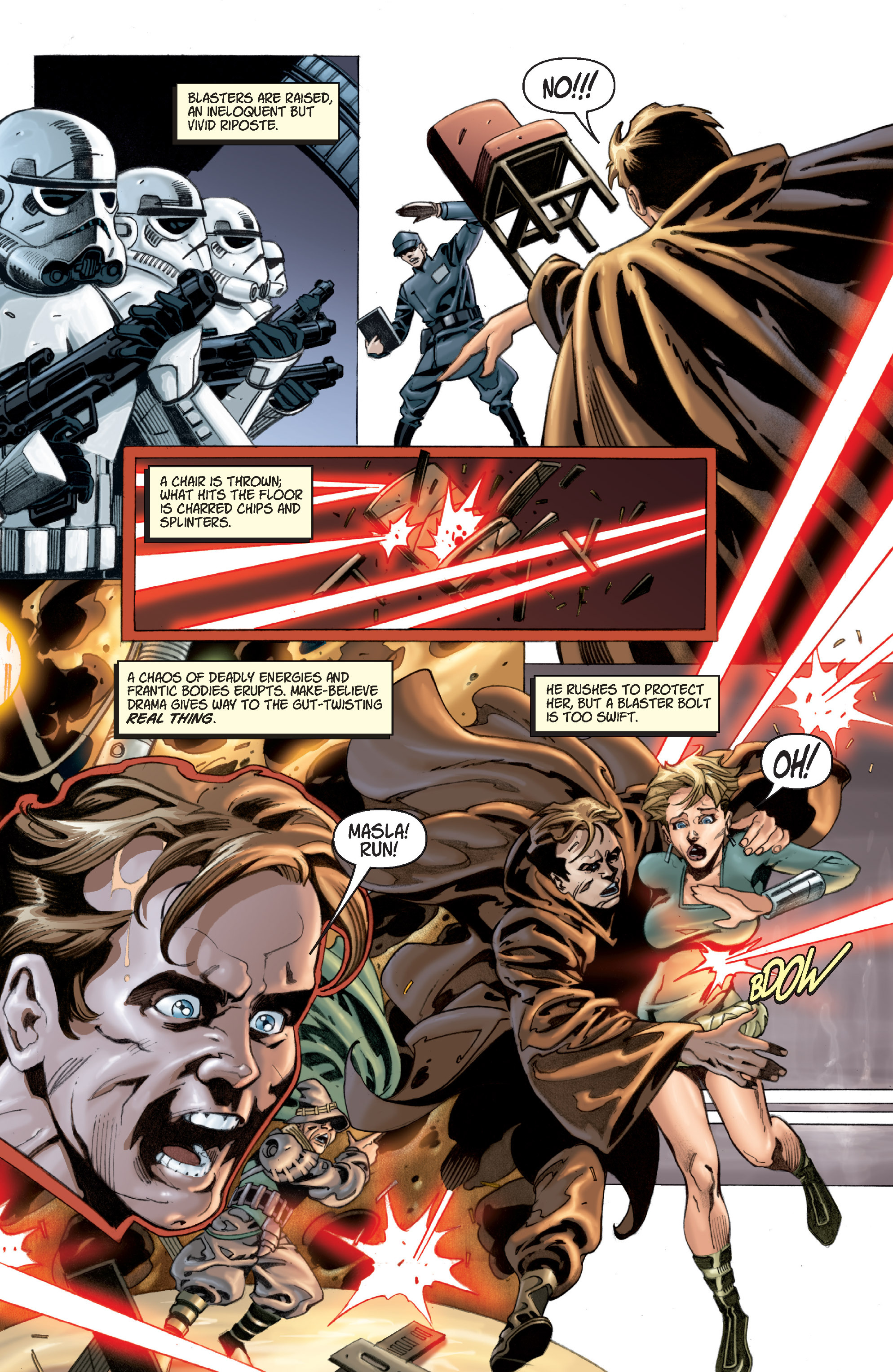 Read online Star Wars Omnibus comic -  Issue # Vol. 17 - 159