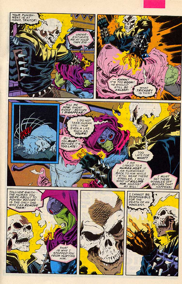 Read online Sleepwalker comic -  Issue #11 - 21