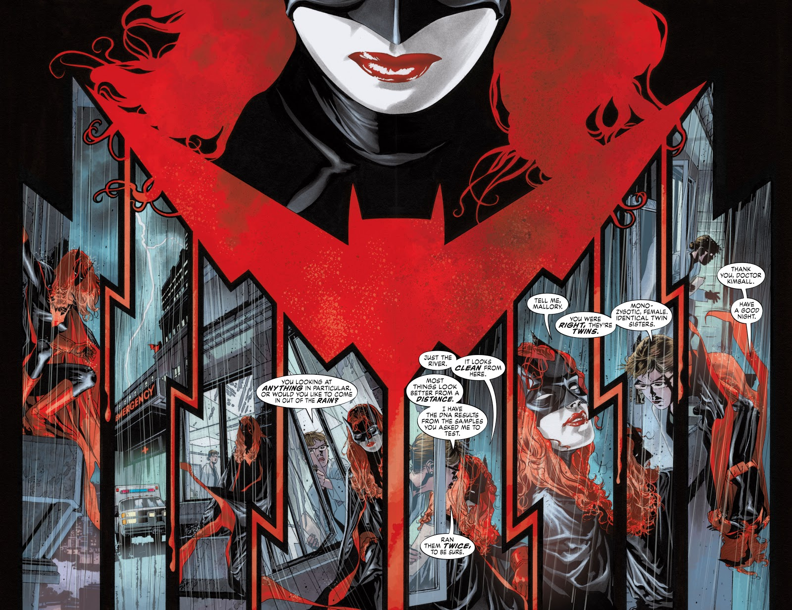 Read online Detective Comics (1937) comic -  Issue # _TPB Batwoman – Elegy (New Edition) (Part 2) - 34