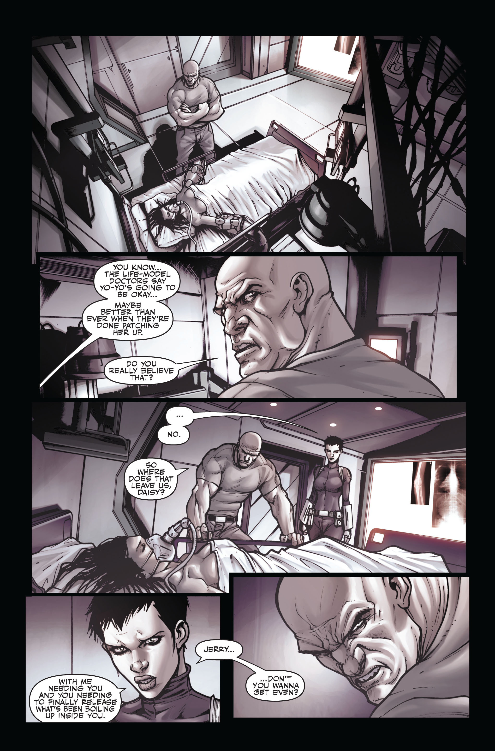 Read online Secret Warriors comic -  Issue #6 - 5