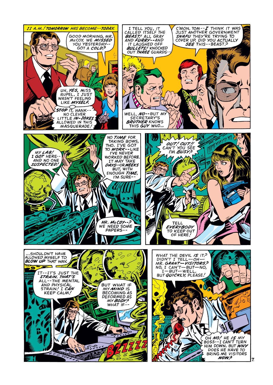 Read online Amazing Adventures (1970) comic -  Issue #12 - 8