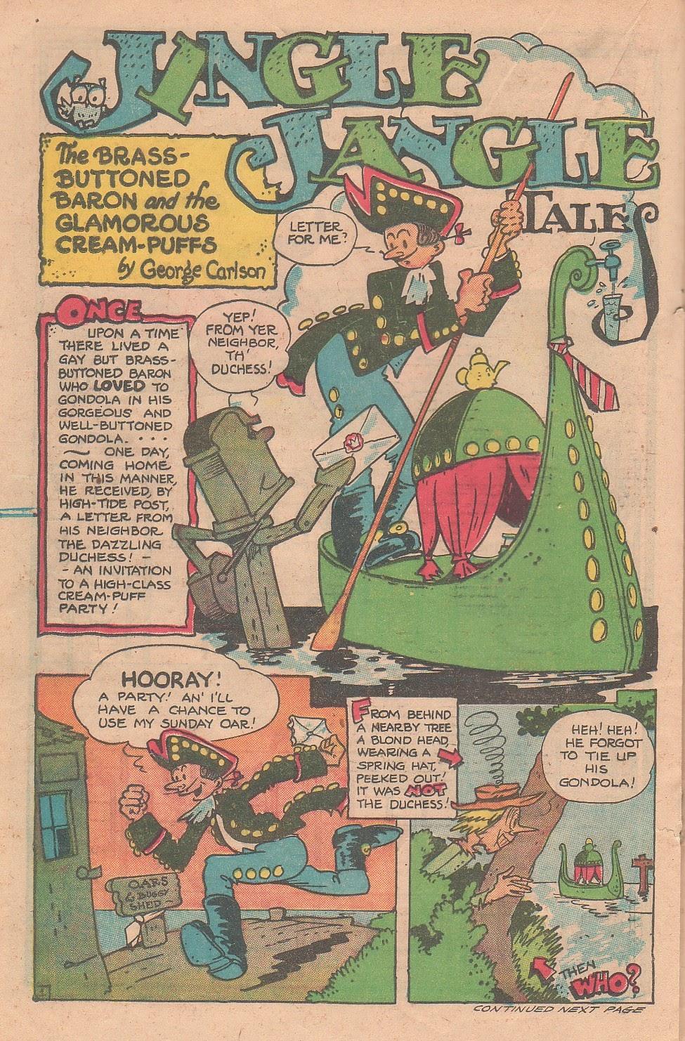 Jingle Jangle Comics issue 19 - Page 28