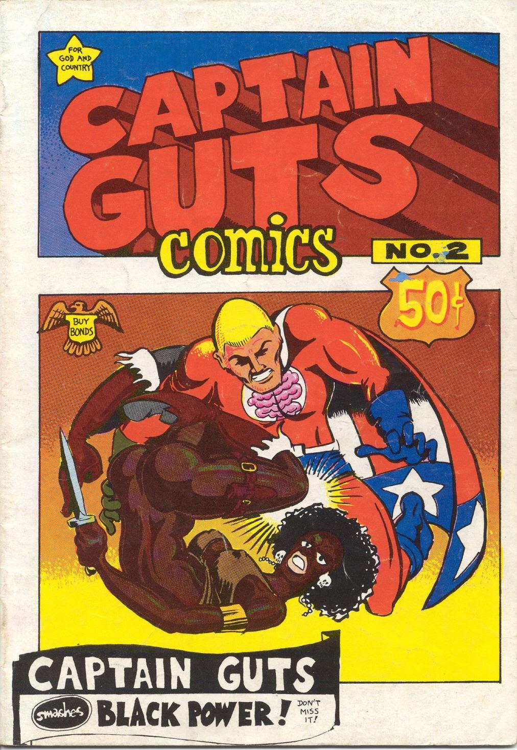 Captain Guts 2 Page 1