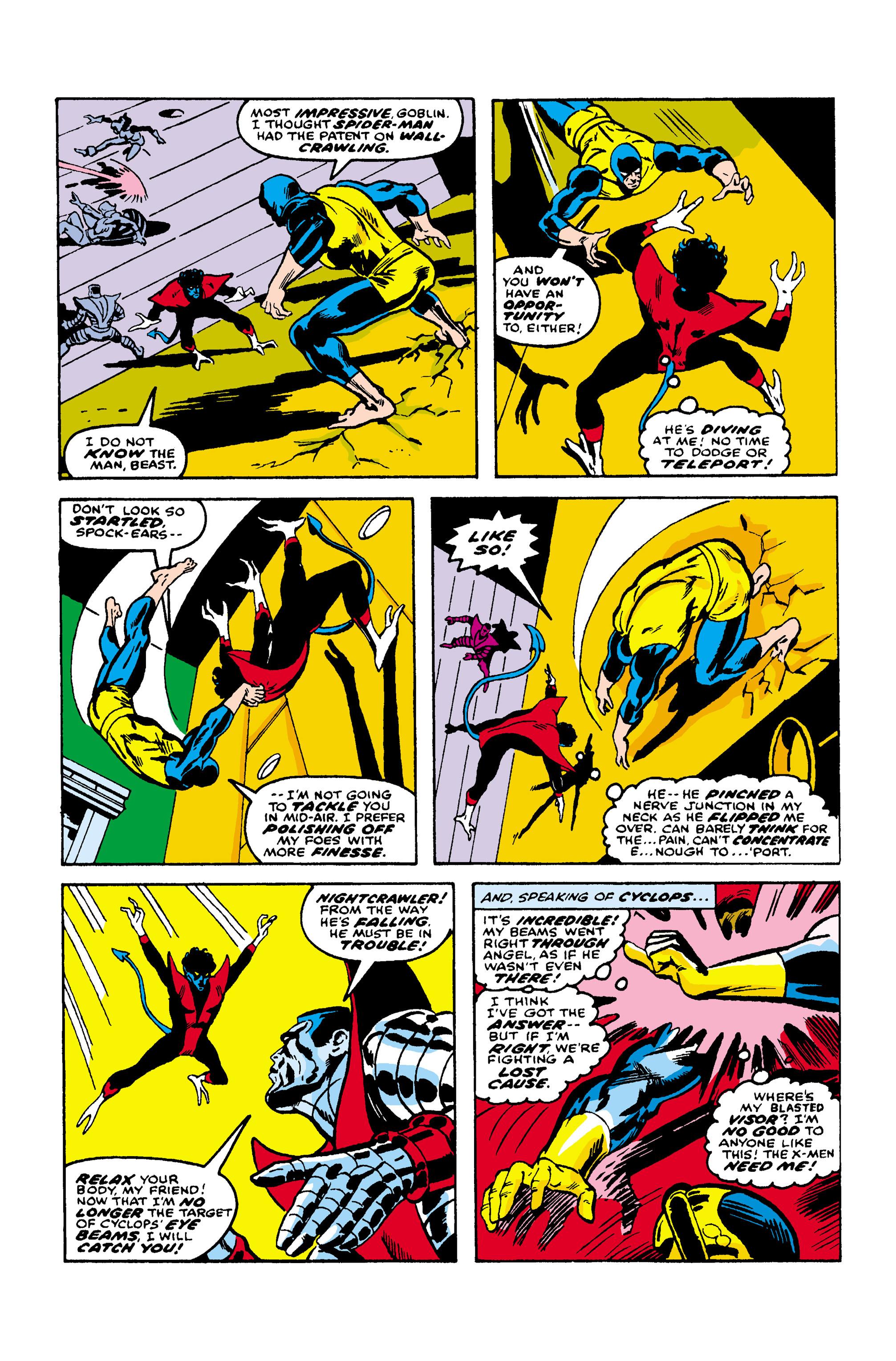 Uncanny X-Men (1963) 106 Page 12