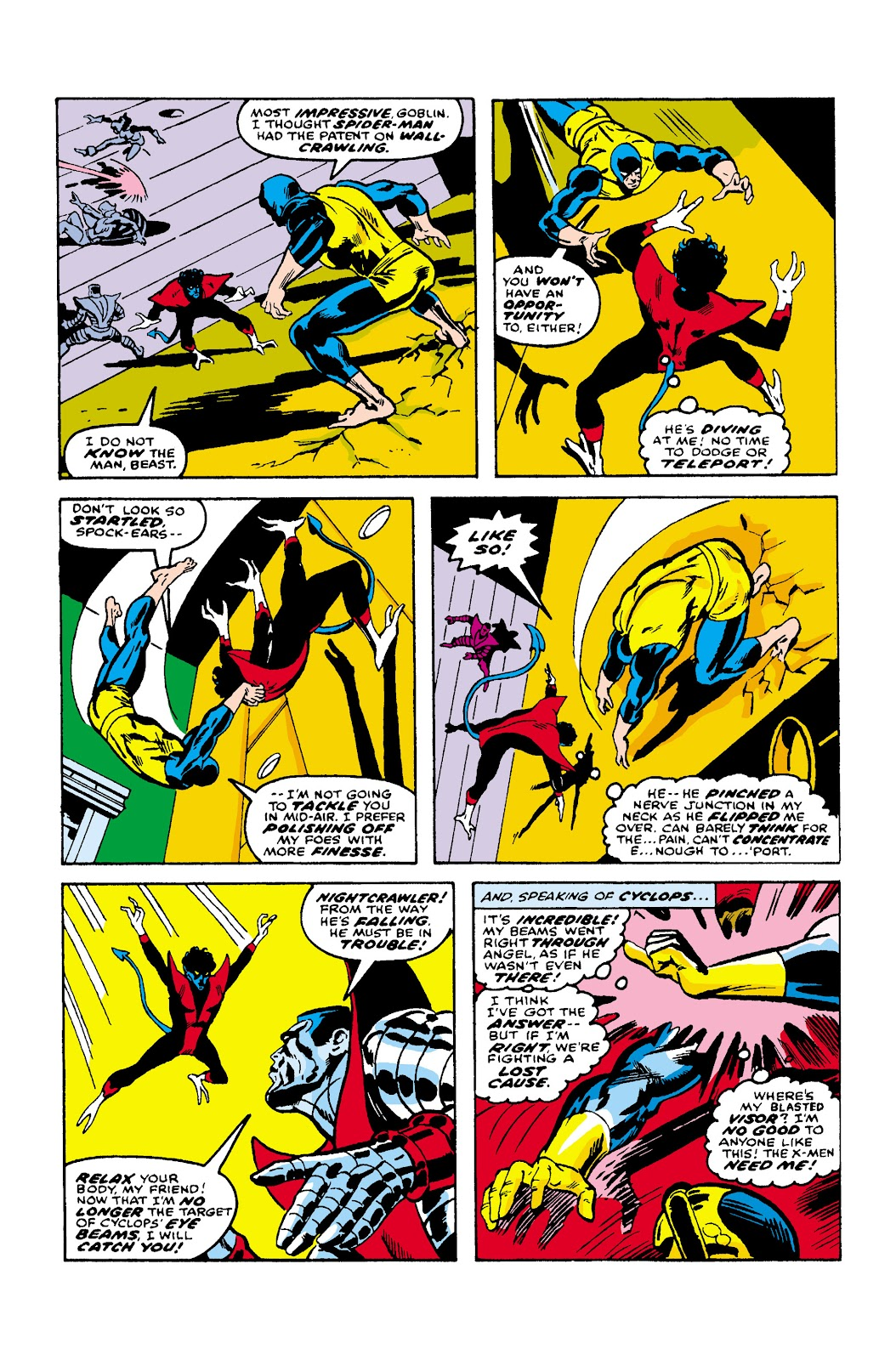 Uncanny X-Men (1963) issue 106 - Page 13