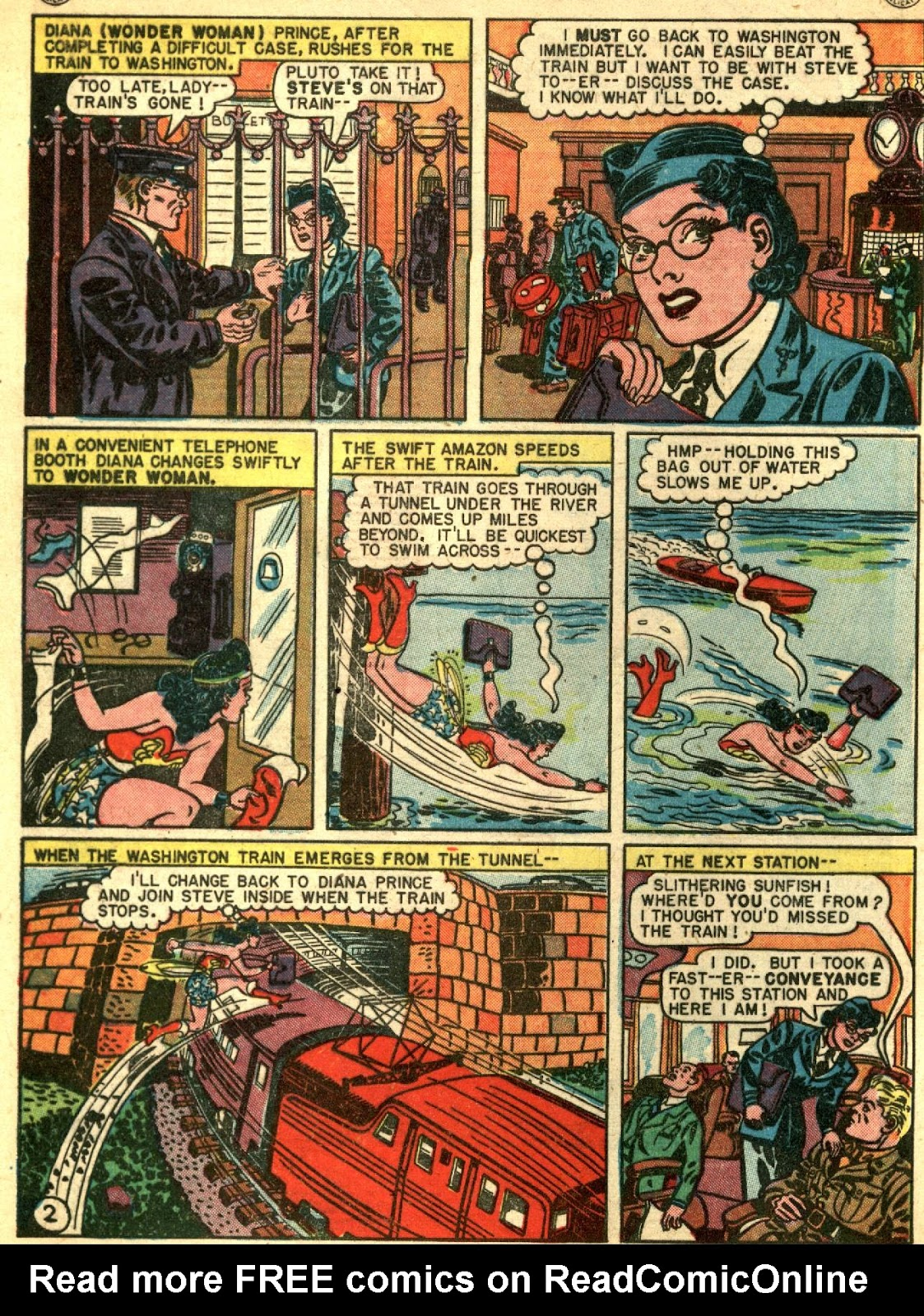 Comic Cavalcade issue 27 - Page 4