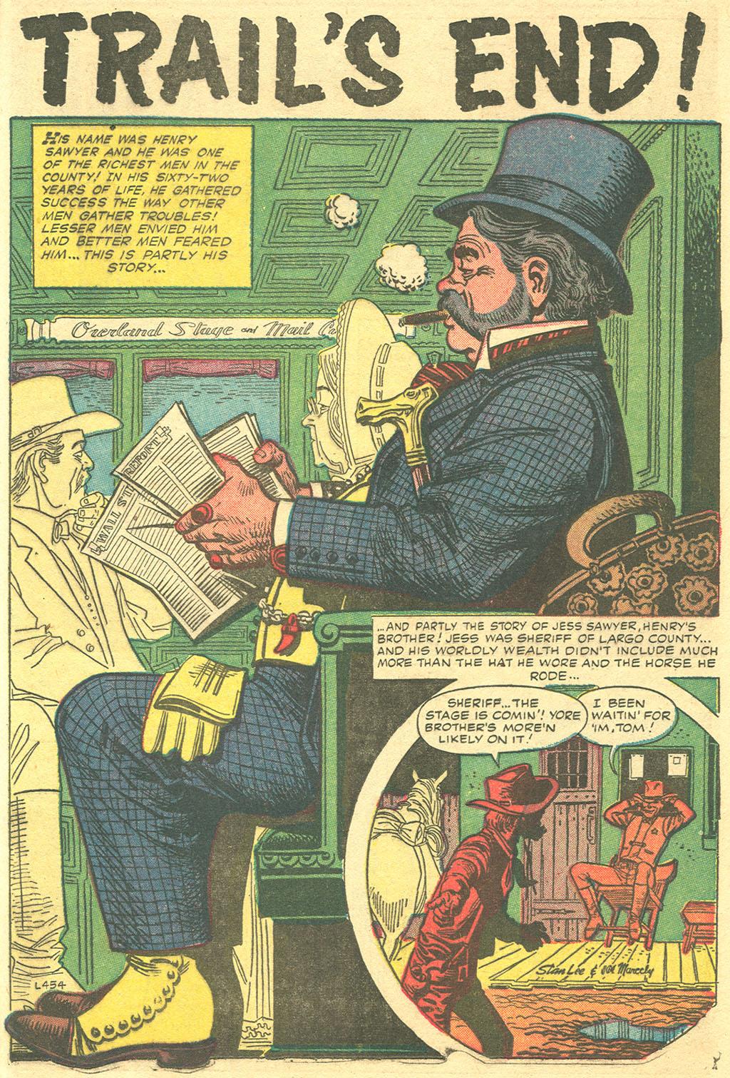 Read online Two-Gun Kid comic -  Issue #36 - 21