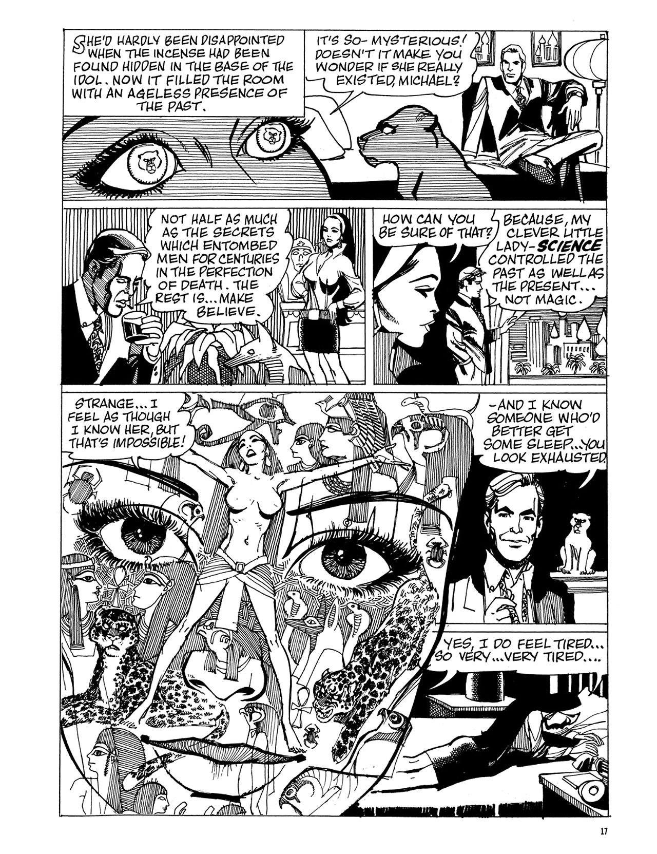 Read online Eerie Archives comic -  Issue # TPB 5 - 18