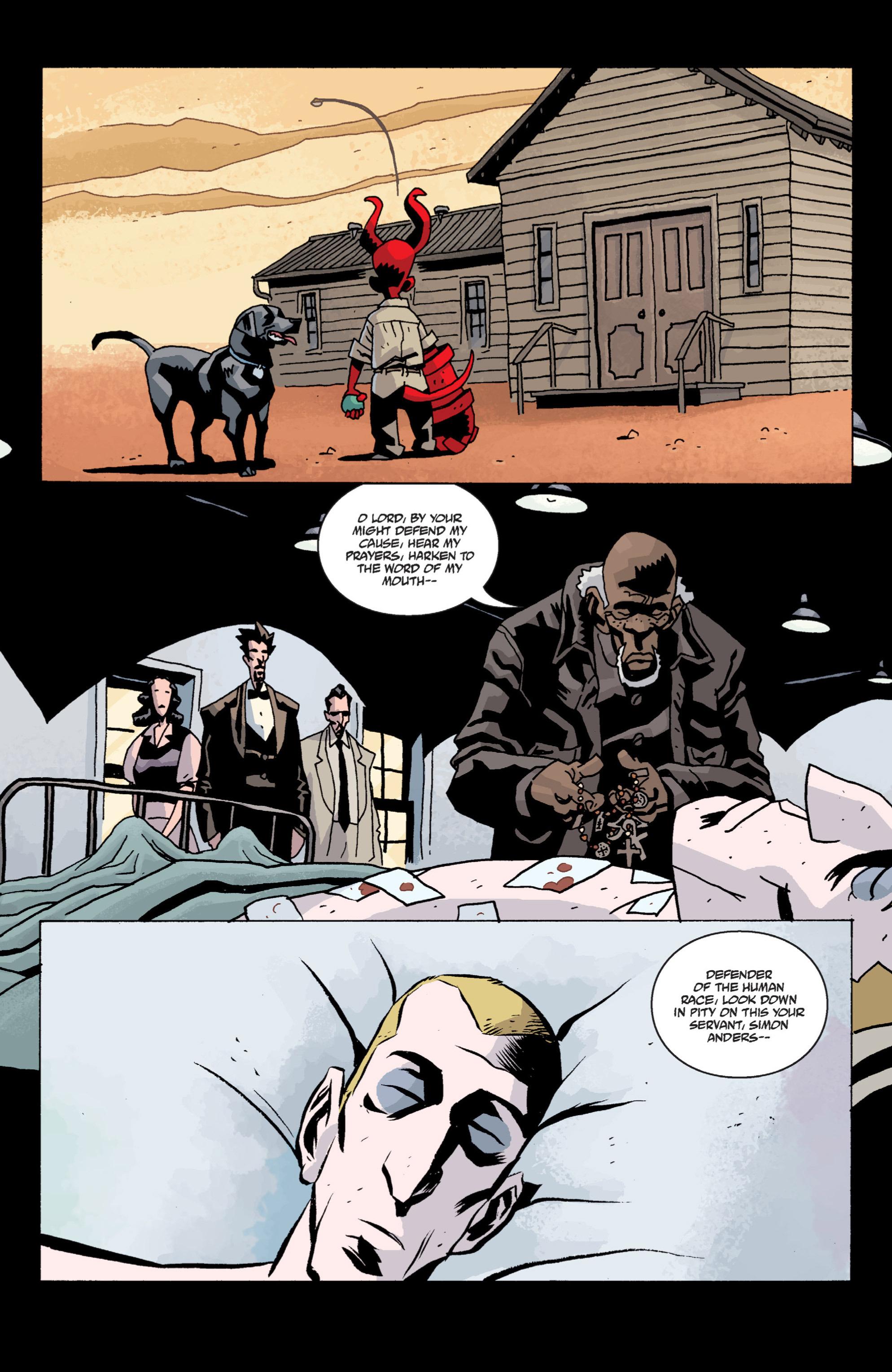 Read online B.P.R.D. (2003) comic -  Issue # TPB 13 - 119