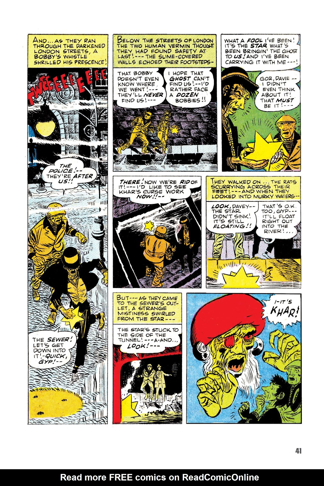 Read online The Joe Kubert Archives comic -  Issue # TPB (Part 1) - 52